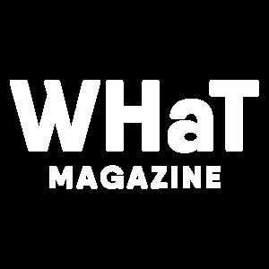 What Magazine logo